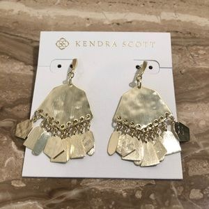 NWT Kendra Scott Liz Earrings